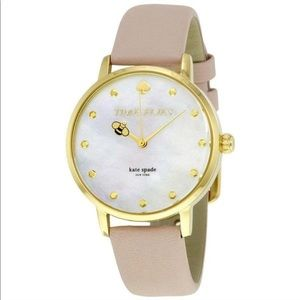 Kate Spade Time Flies Metro Ladies Watch